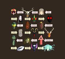 A Few Select Creatures Unisex T-Shirt