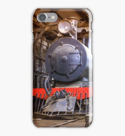 Yarloop steam workshops, Western Australia iPhone Case/Skin