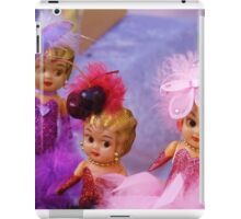 Carnival Dolls, throw cushion.  iPad Case/Skin