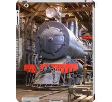 Yarloop steam workshops, Western Australia iPad Case/Skin