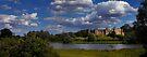 Framlingham Castle Suffolk by Darren Burroughs