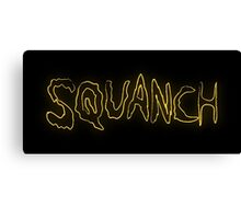 Rick & Morty-SQUANCH Canvas Print