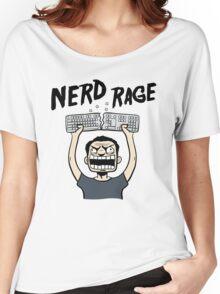 Nerd Rage Women's Relaxed Fit T-Shirt