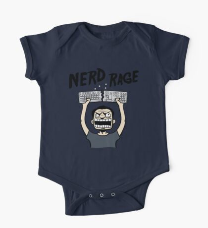 Nerd Rage One Piece - Short Sleeve