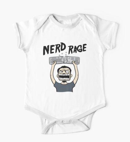 Nerd Rage One Piece - Short Sleeve