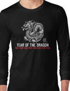 Year of The Dragon Long Sleeve T-Shirt