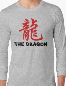 Chinese Zodiac Dragon Long Sleeve T-Shirt