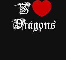 I Love Dragons T-Shirt