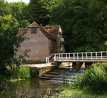 Sturminster Newton Mill by Mike Streeter