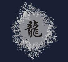 Chinese Zodiac Dragon Kids Clothes