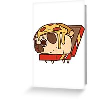 Puglie Pizza Greeting Card