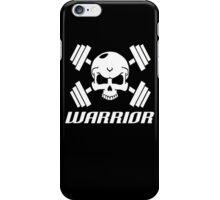 Skull Warrior  iPhone Case/Skin