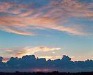Sunrise 16 August 2011 #1 by Odille Esmonde-Morgan
