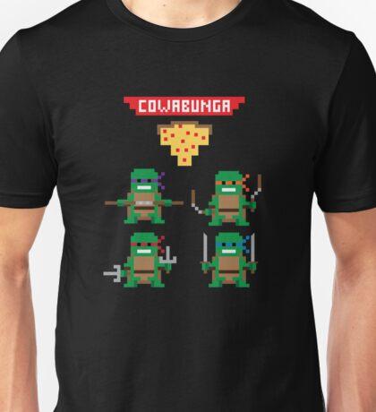 TMNT 8-bit Unisex T-Shirt