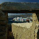 Little Venice, Mykonos by Themis