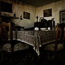 Caught in the Past - The Dinner Table by JimFilmer