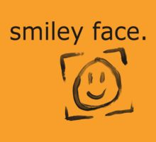 Smiley Face. by froggielevog