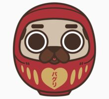 Puglie Daruma One Piece - Long Sleeve