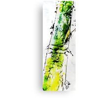 Large Bamboo Draw Day 09 Canvas Print