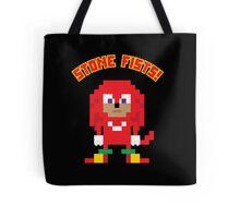 8Bit Knuckles Tote Bag