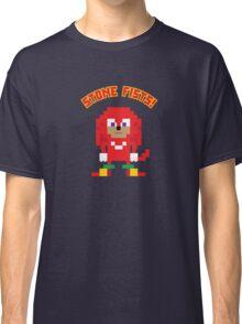 8Bit Knuckles Classic T-Shirt