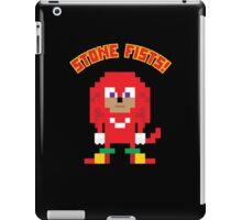 8Bit Knuckles iPad Case/Skin