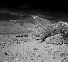 Mount Teide Tenerife by Keith Stocks