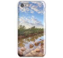 Ashburton river, Pilbara region , Western Australia iPhone Case/Skin