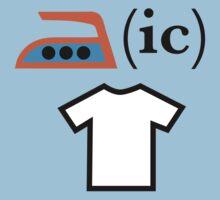 Ironic T Shirt by bikepath