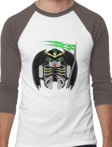 DROIDScythe Hell Men's Baseball ¾ T-Shirt
