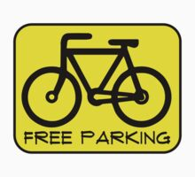 Free Parking by bikepath