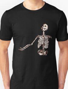 Supplicating Skeleton  T-Shirt