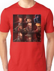 TF2 - Red Team Unisex T-Shirt
