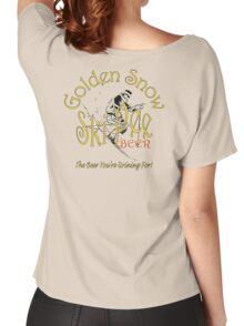 SkiPee Beer II Women's Relaxed Fit T-Shirt