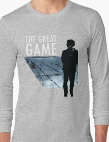 The Great Game Long Sleeve T-Shirt