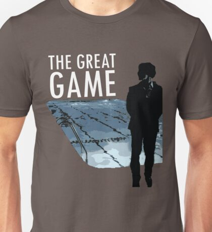 The Great Game Unisex T-Shirt