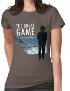 The Great Game Womens Fitted T-Shirt