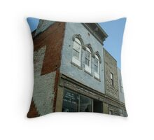 the resale shop Throw Pillow