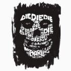 Die, Die Misfits inspired tee #2 by JadeCummins