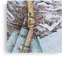 Earth Furnace Canvas Print