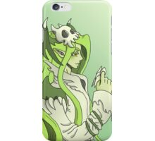 Spooky Man iPhone Case/Skin