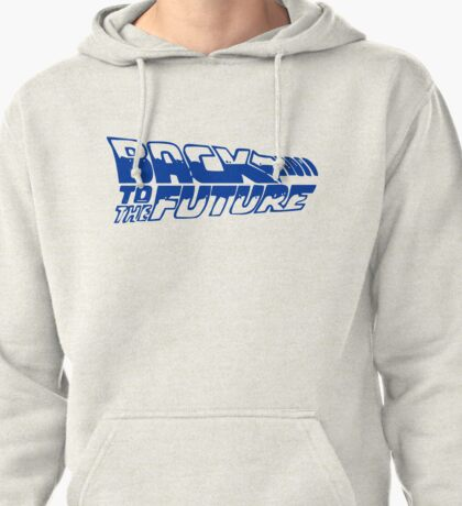 Back to the Future Pullover Hoodie