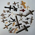 Crucifix Collection by Youbeaut Designs