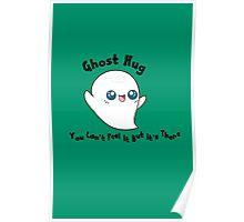 Kawaii Ghosty Poster