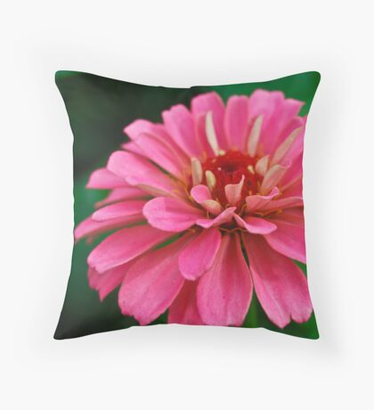 Pinky Touch Throw Pillow