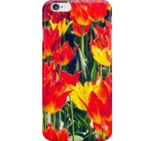 Fire Tulips iPhone Case/Skin
