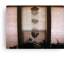 Enhanced Window Canvas Print