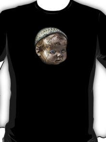 Creepy Doll Head T-Shirt
