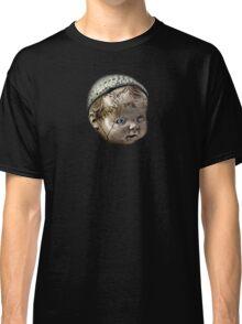 Creepy Doll Head Classic T-Shirt