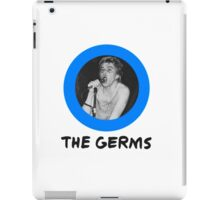 the germs iPad Case/Skin